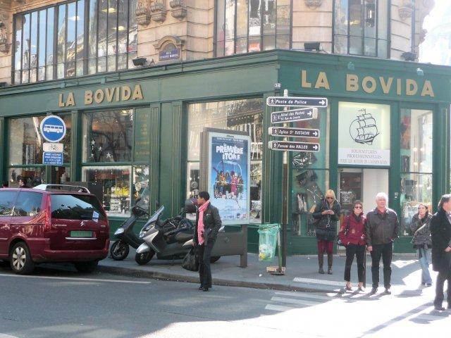 La bovida 36 rue montmartre 75001 paris mat riel de for Materiel de cuisine paris