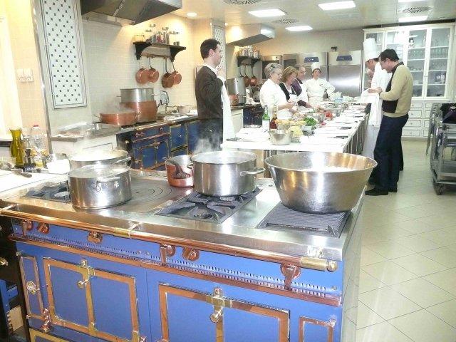 Ecole Ritz Escoffier 38 Rue Cambon 75001 Paris Cours De Cuisine