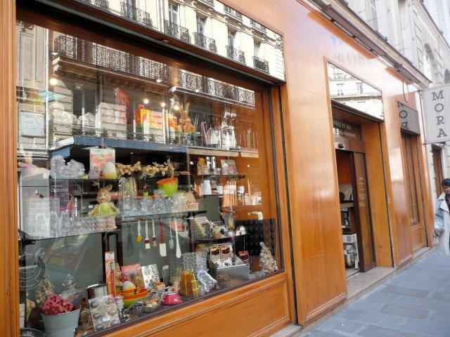 Mora 13 rue montmartre 75001 paris mat riel de cuisine for Materiel de cuisine paris