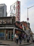 Katz's delicatessen - New York