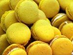 Macarons au citron - Arnaud Lahrer - 57 rue Damrémont - 75018 PARIS