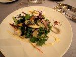 Gargouillou de jeunes légumes graines & herbes